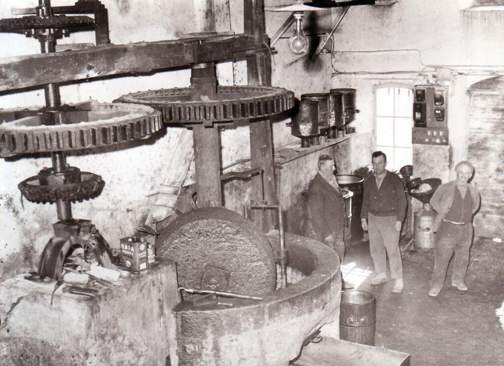 le moulin dans les années 60